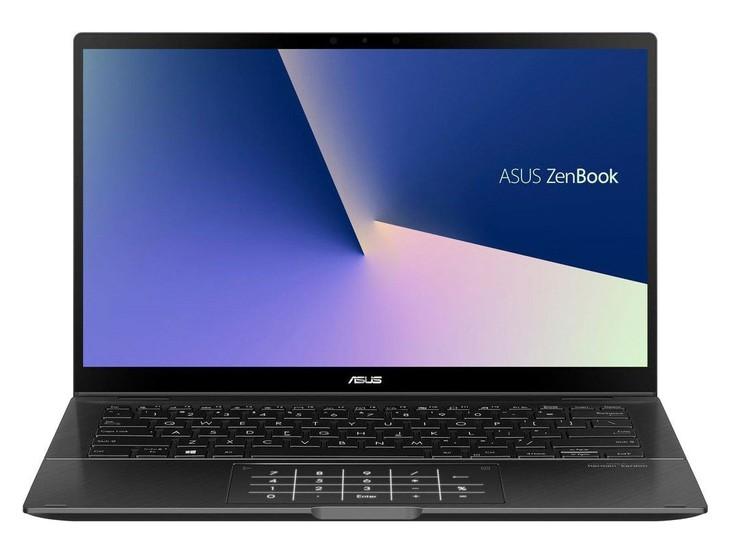 ASUS ZenBookFlip 14 UX463