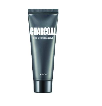 Пузырьковая маска Lapcos Charcoal Peel-Off Bubble Mask