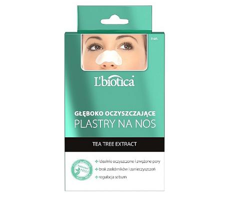 Lbiotica deep cleansing угольные патчи для носа