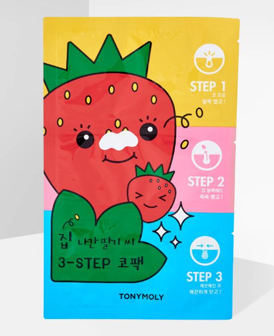TonyMoly Strawberry Nose Pack