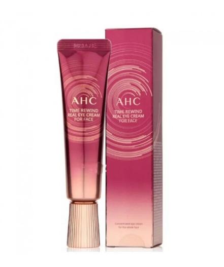 Корейский крем для области вокруг глаз AHC Premium