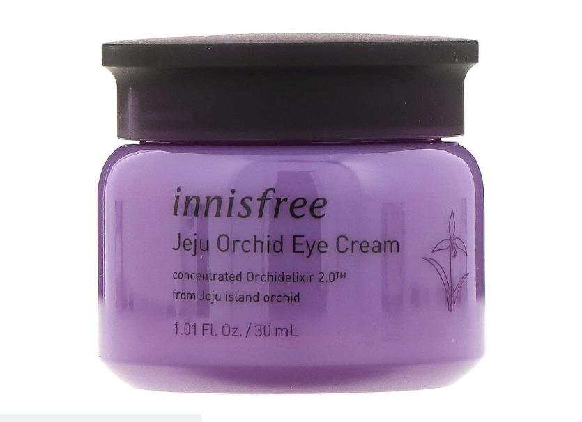 Крем для глаз Innisfree Jeju Orchid Eye Cream