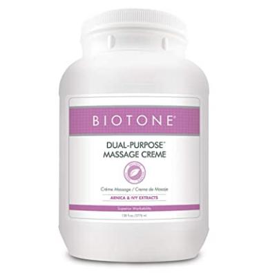 Biotone Dual Purpose Massage Cream