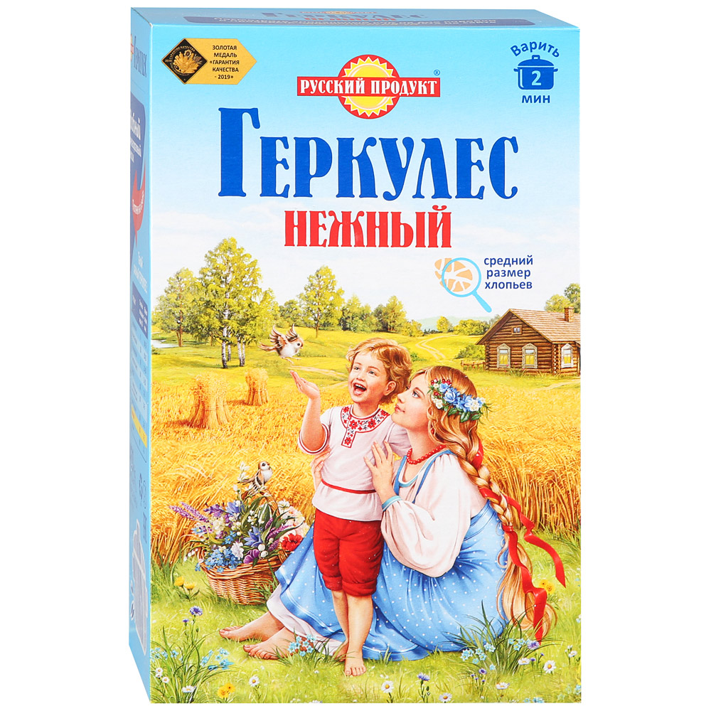 Геркулес Русский продукт