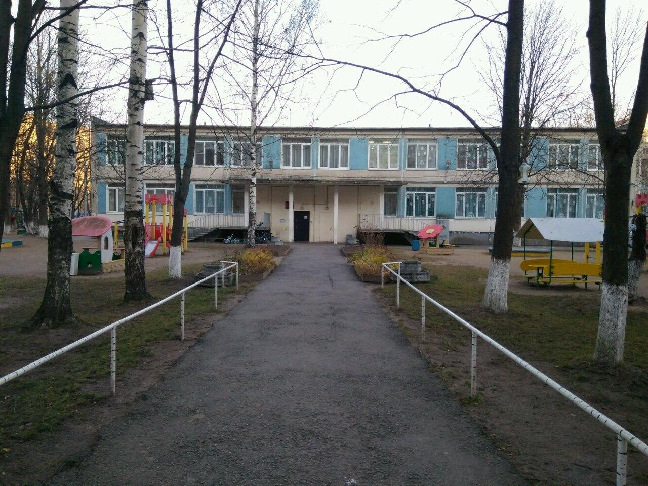 Детский сад №23 Невского района
