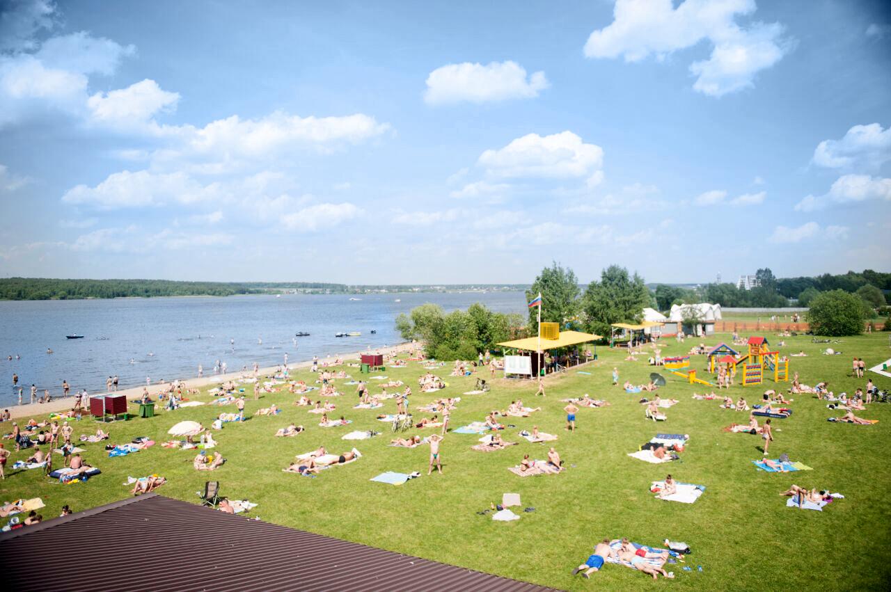 Пляж «Новоалександрово»