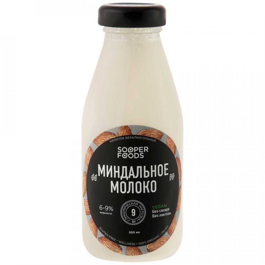 Sooperfoods Миндальное 6-9%