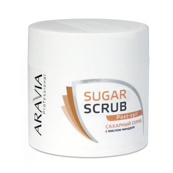 ARAVIA Professional сахарный с маслом миндаля
