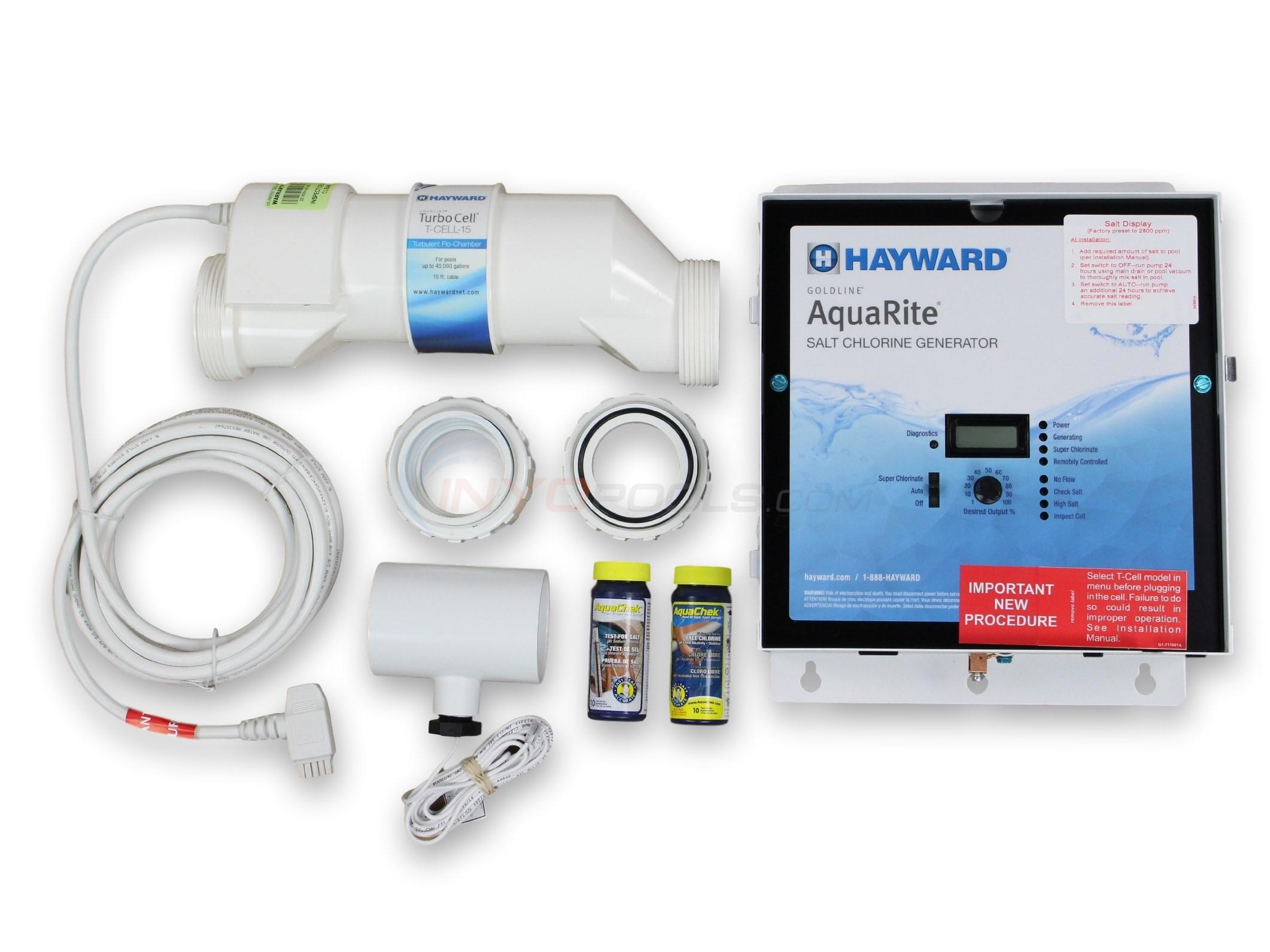 Hayward AquaRite AQR-HC-250