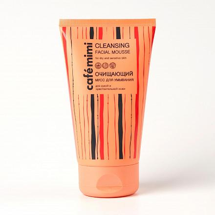 Сafe mimi Очищающий мусс для умывания 150 ml