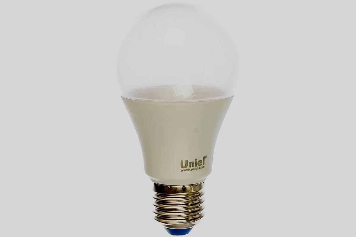 Uniel для растений LED-A60-10W/SPFR/E27/CL