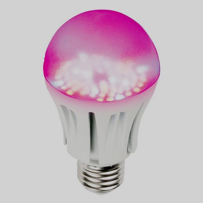 Uniel LED/SP/CL ALM01WH, E27, A60, 9Вт