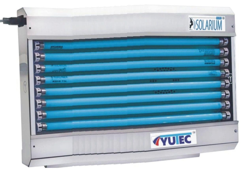 GK-480-S8/525 W YUTEC Solarium
