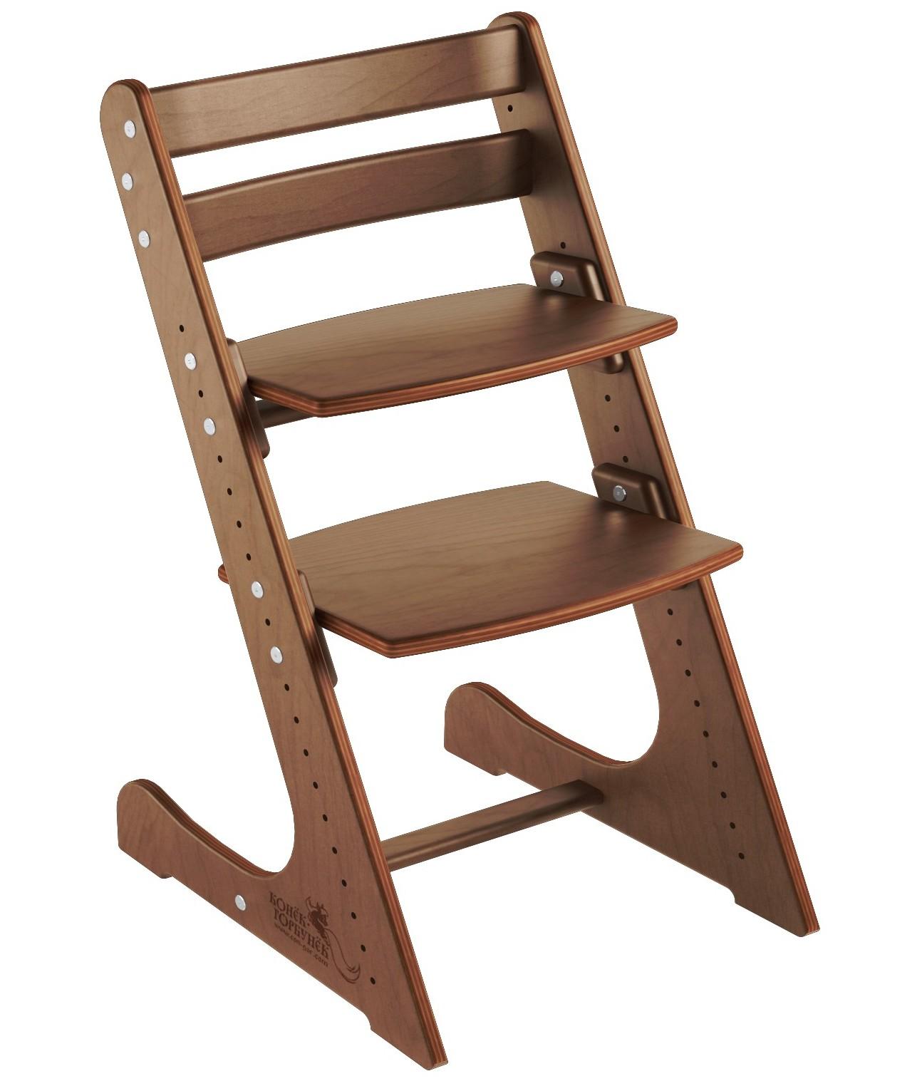 Конёк Горбунёк Растущие стулья из березы и бука