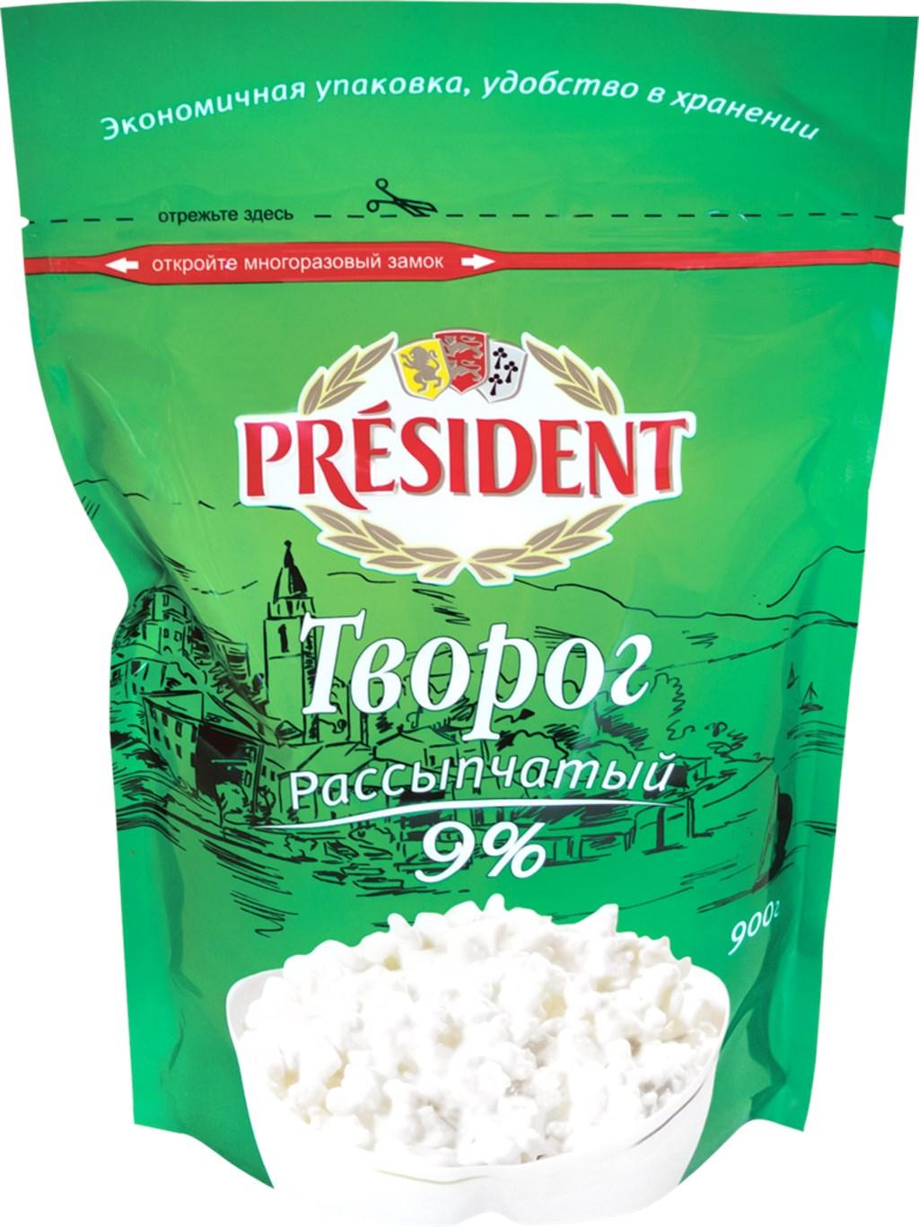 President 9%