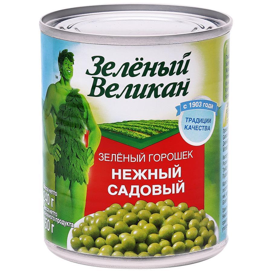 Зеленый великан