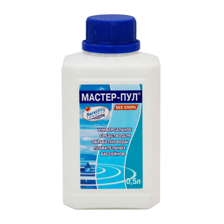 Средство Мастер-Пул Маркопул Кемиклс 0,5 литров