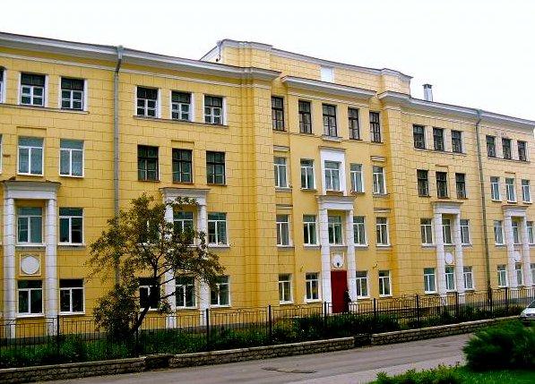 Школа №499