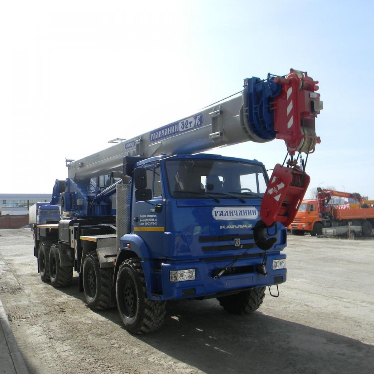 """Галичанин""  КС-55729-5В"