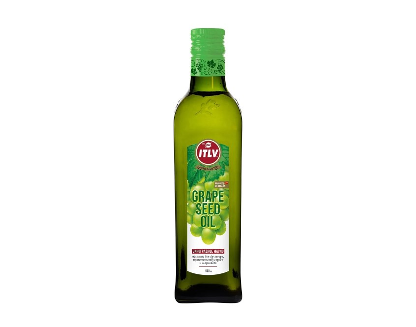 ITLV масло из виноградных косточек 0.5 л