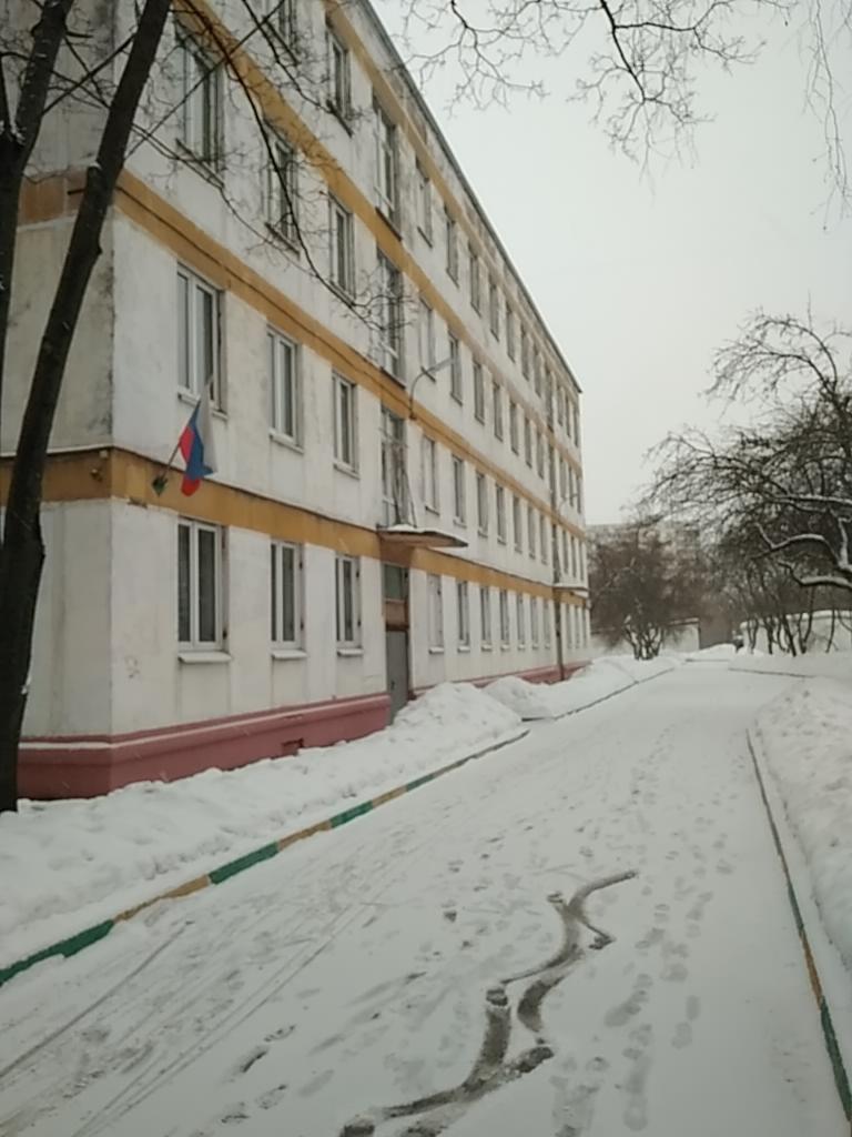 Школа-интернат V вида № 96 (СП СОШ № 158)
