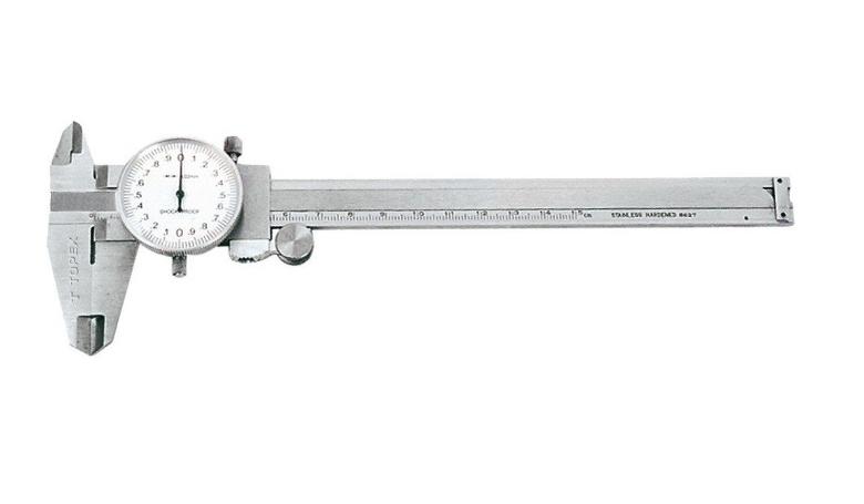 TOPEX 31C627 150 мм, 0.1 мм
