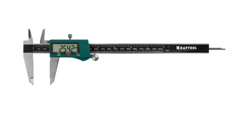 Kraftool 34460-200 200 мм, 0.01 мм