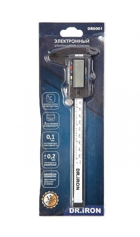 Dr.IRON DR6001 150 мм, 0.1 мм