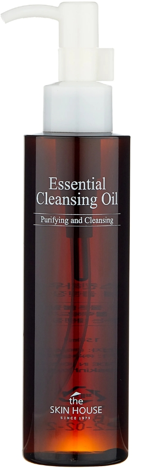 The Skin House Oчищающее гидрофильное масло для лица