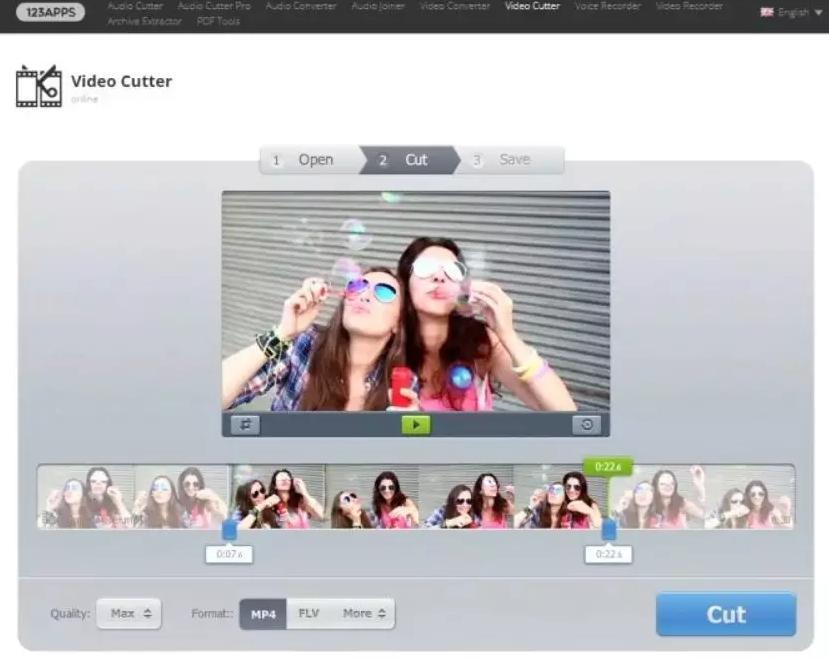 Onlinevideocutter