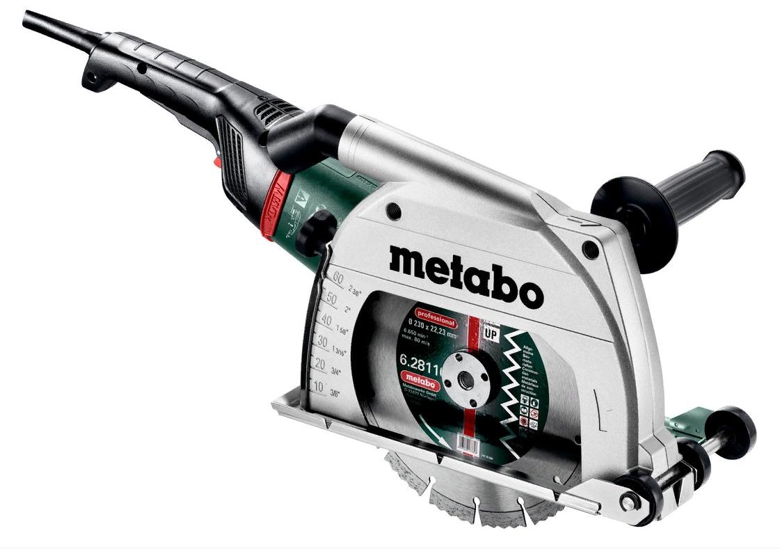 METABO TE 24-230 MVT CED 60 ММ