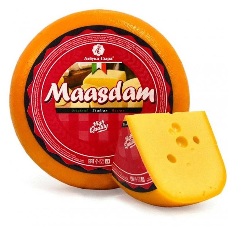 Маасдам Азбука сыра 45%