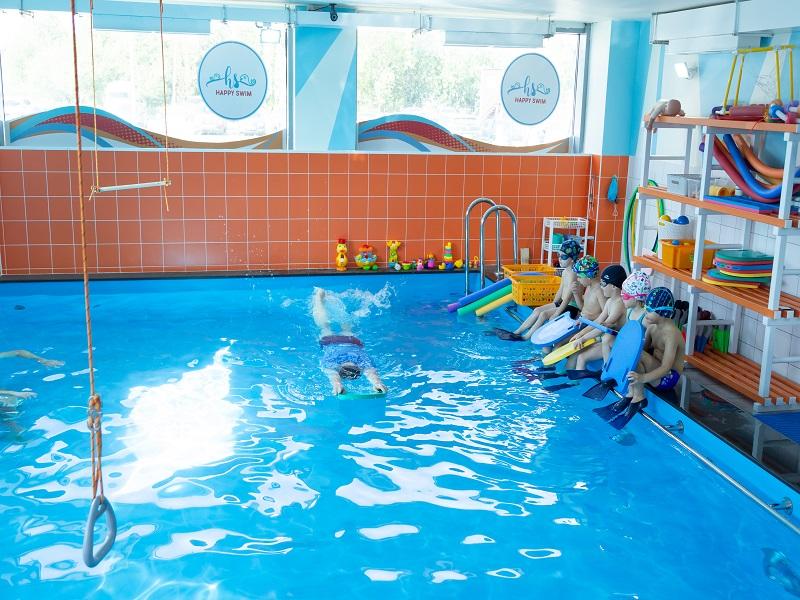 Семейно-оздоровительный центр раннего развития ребенка «Happy Swim»