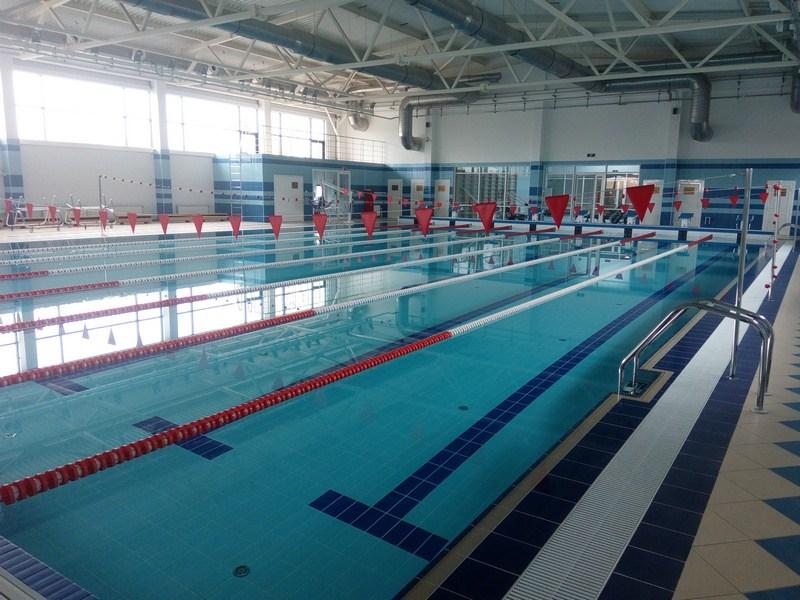 Школа плавания бассейн «Крылатское»
