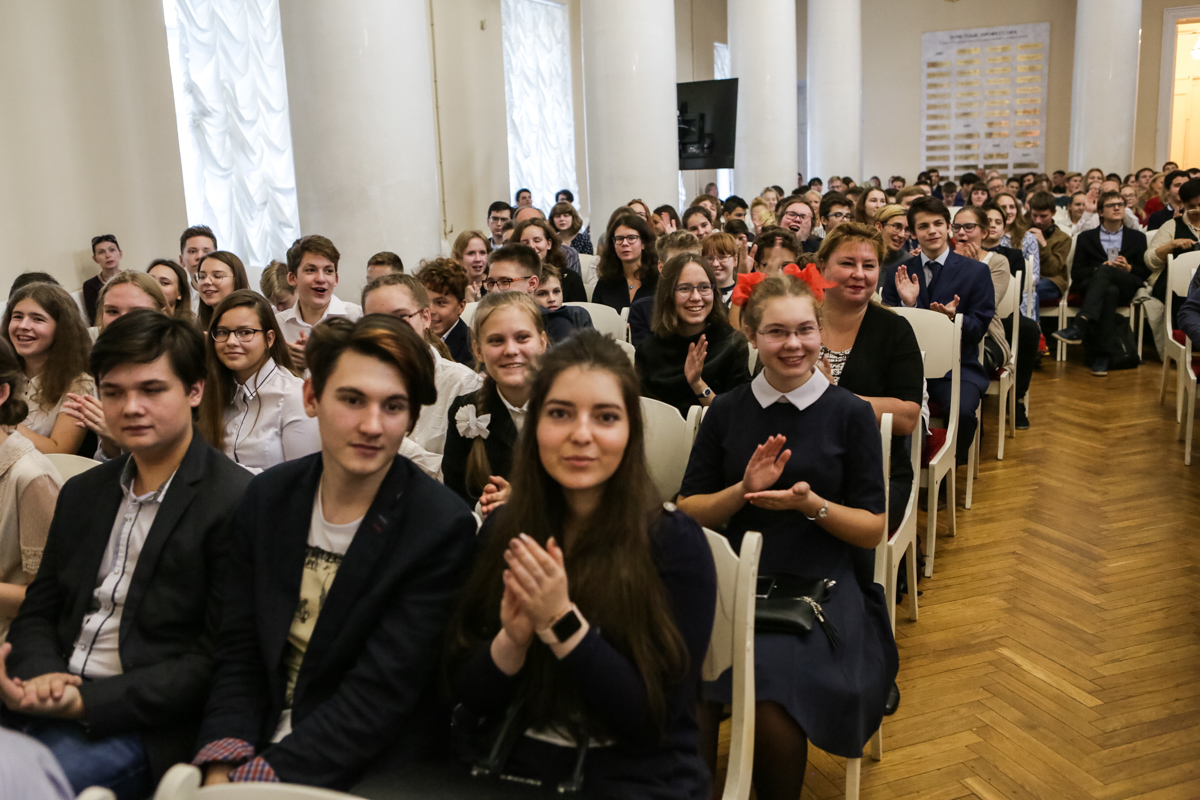 Академическая гимназия Фадеева СПбГУ