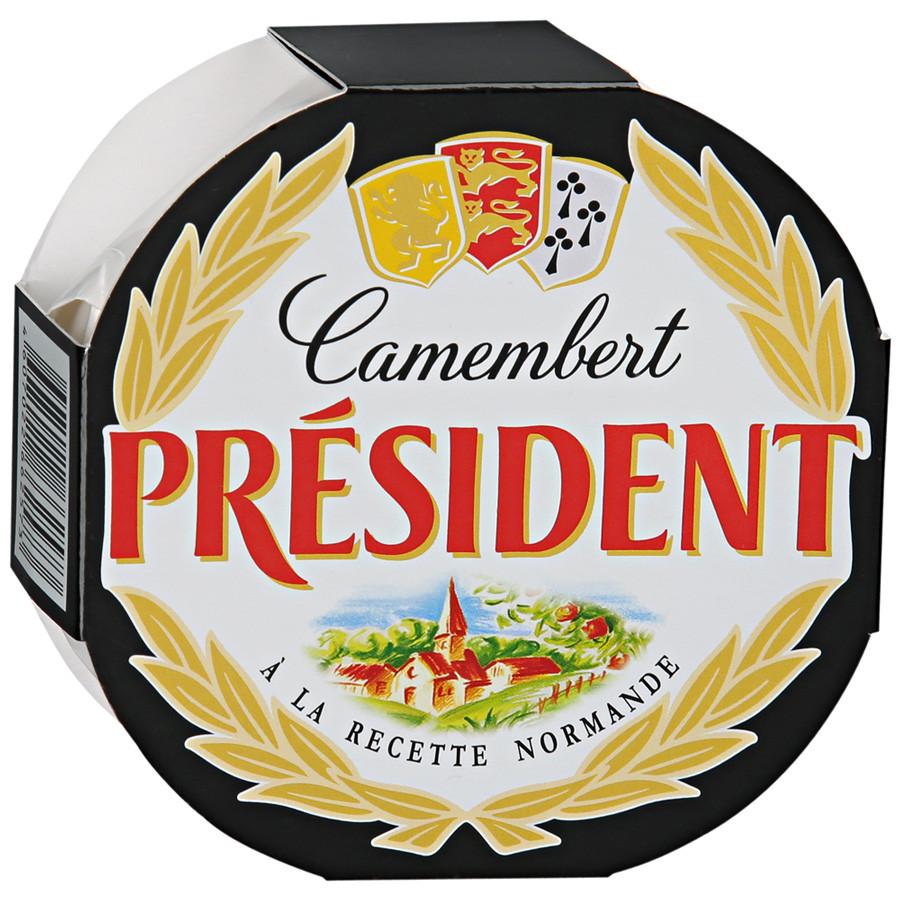 Камамбер President 45%
