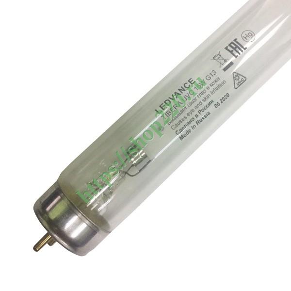 Технологии Света ЛЛ УФ 15вт G13 TIBERA UVC T8 LEDVANCE