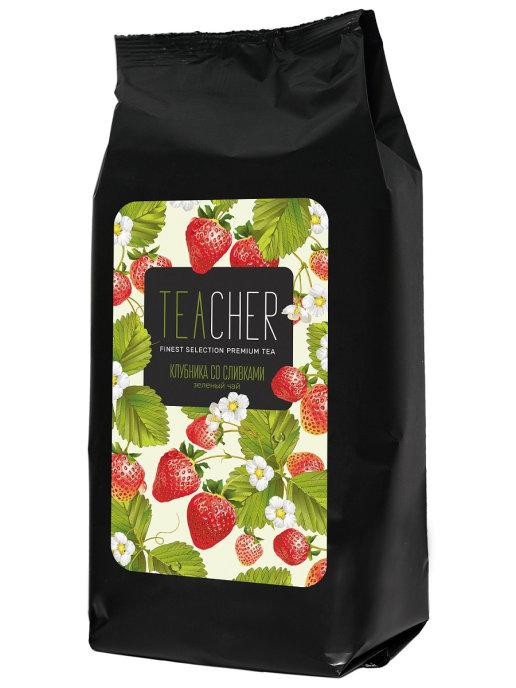 Teacher«Клубника со сливками»
