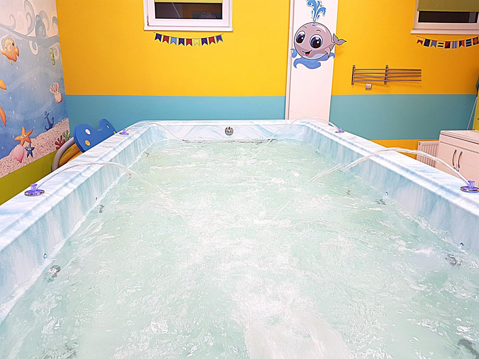 SPA бассейн «Малыш»