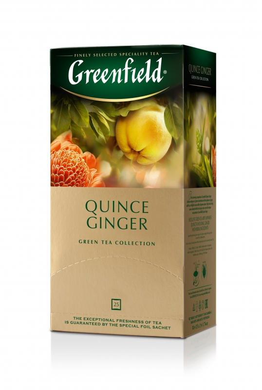 Greenfild Quince Ginger