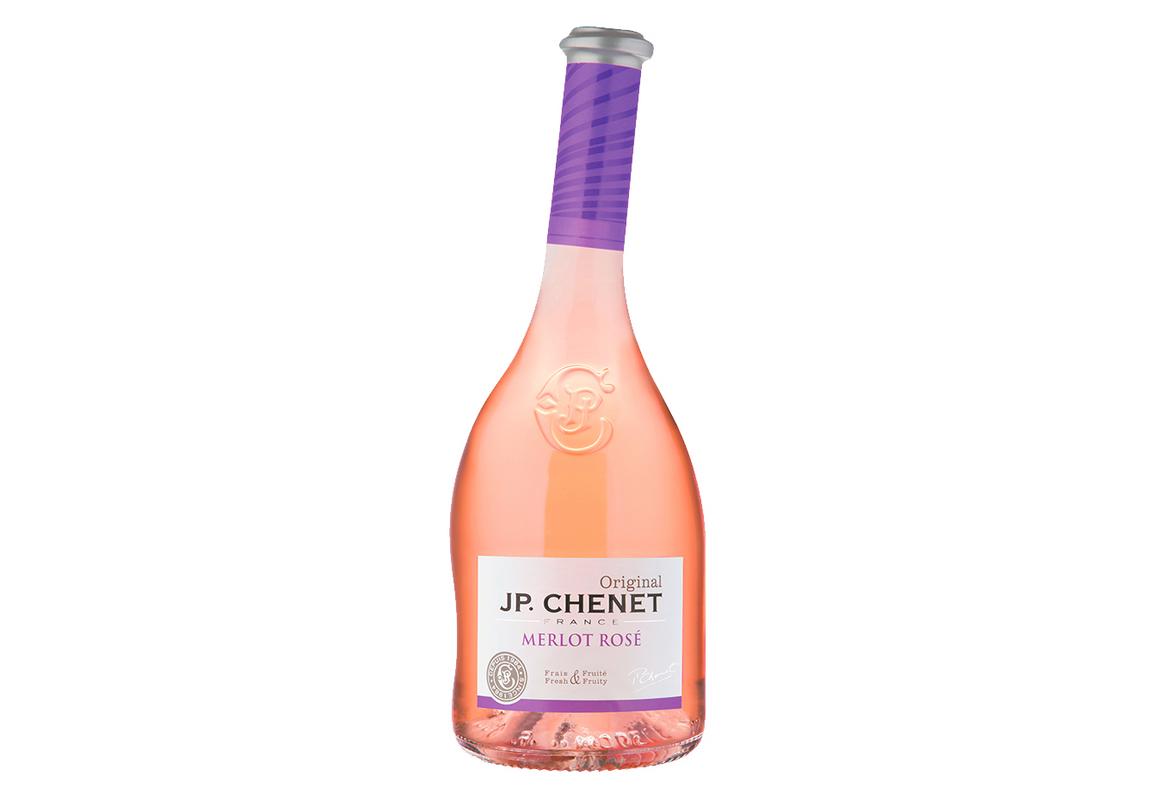 Вино J. P. Chenet, Medium Sweet Rose, Pays d'Oc IGP, 0.75 л