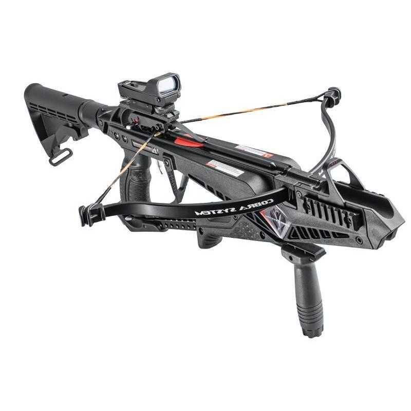 Арбалет-пистолет EkCobra System R9 Deluxe