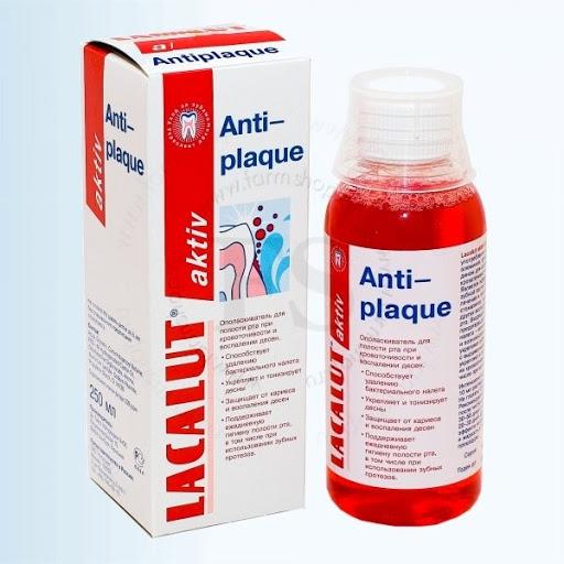 Lacalut aktiv Anti-plague