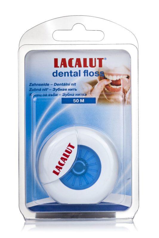 Lacalut dental floss
