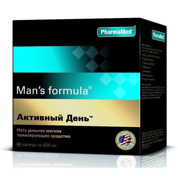 Man's formula, 60 шт.