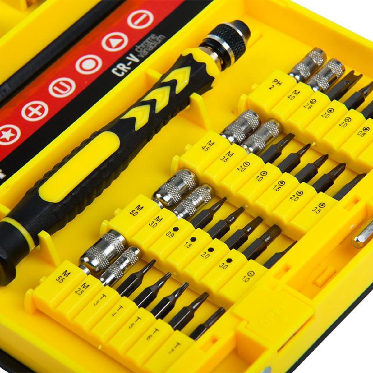 Набор инструментов REXANT Профи 12-4761