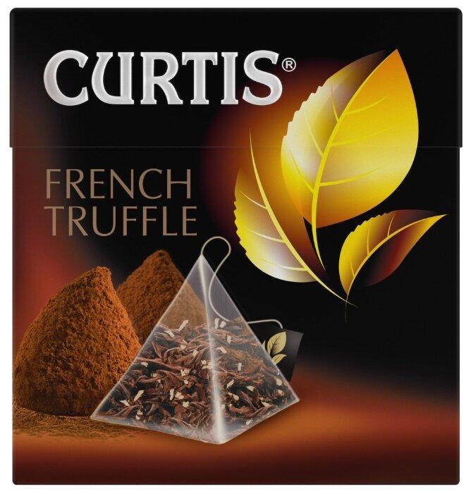 Curtis с ароматом трюфеля в пирамидках