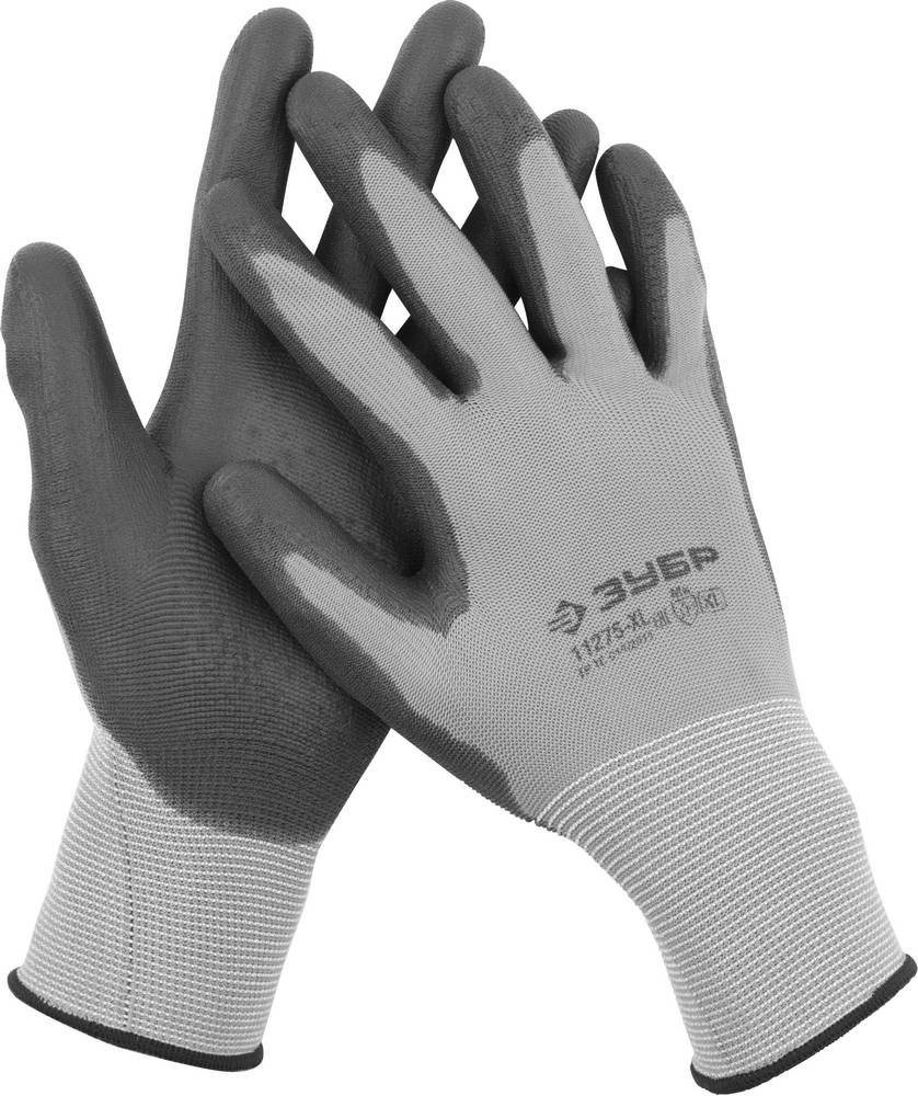 Перчатки ЗУБР 11275-L Мастер