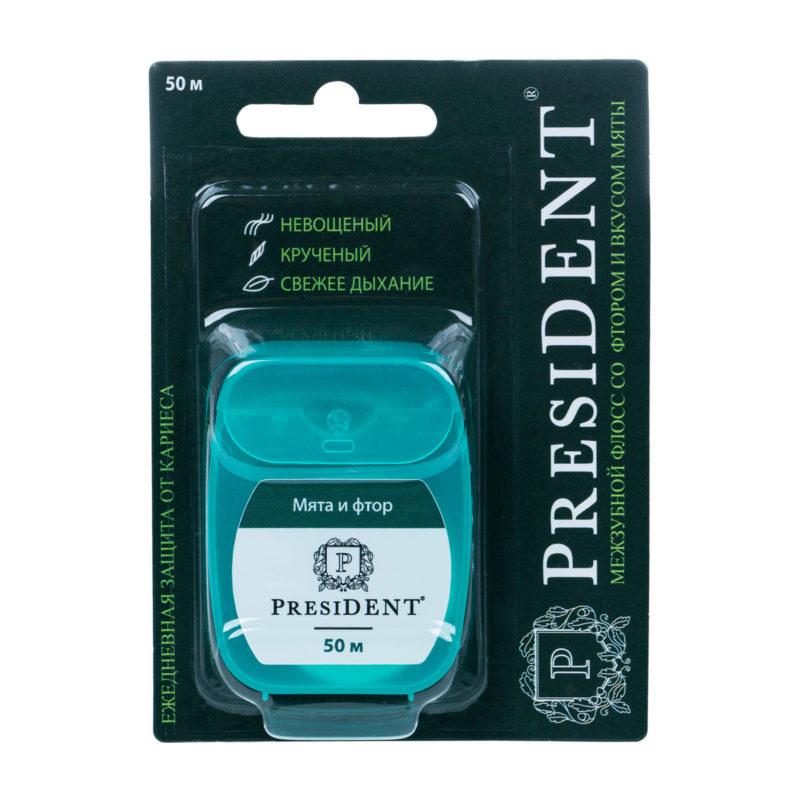 President невощеная