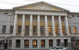 Детская художественная школа им. В.А. Серова